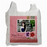 How sweet of love - Recycle Bag (One Side)