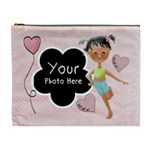 lilcutiez makeup bag4 - Cosmetic Bag (XL)