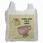 Cuppa - Recycle Bag (Two Side)