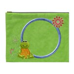 Lil  Froggie XL Cosmetic Bag 1 - Cosmetic Bag (XL)