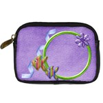 Lil  Froggie Camera Bag 1 - Digital Camera Leather Case