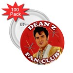 Dean Z Fan Day Buttons - 2.25  Button (100 pack)
