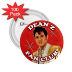 Dean Z Fan Club Button - 2.25  Button (100 pack)
