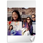 Family Canvas 2 Hoover Dam - Canvas 20  x 30