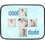 Cool Dude Mini Fleece 35 x 27 - Fleece Blanket (Mini)