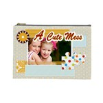 A cute kids - Cosmetic Bag (Large)
