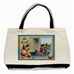 The Beach Classic Tote Bag - Basic Tote Bag