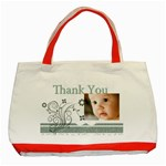 Thank you bag - Classic Tote Bag (Red)