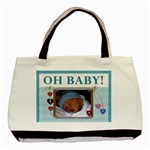 Oh Baby Boy Classic Tote Bag - Basic Tote Bag