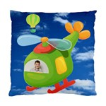 Helicoptor Pilot single sided cushion - Standard Cushion Case (One Side)