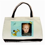 Butterfly baby tote bag - Basic Tote Bag