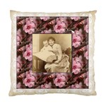 May Blossom Heritage 2 sided cushion case 2 - Standard Cushion Case (Two Sides)