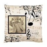 Must be the music 2  Double sided cushion cover - Standard Cushion Case (Two Sides)