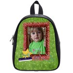 Back to School -Custom School Bag (Small)