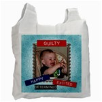 Guilty 1-Sided Recycle Bag - Recycle Bag (One Side)