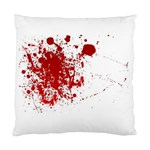 blood cushion cover - Standard Cushion Case (One Side)