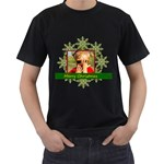 Merry Christmas - Men s T-Shirt (Black)