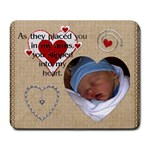 New Baby Large Mousepad