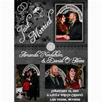 wedding announcement2 - 5  x 7  Photo Cards