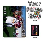 Football cards - Playing Cards 54 Designs (Rectangle)
