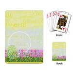 Eggzactly Spring Playing Cards 2 - Playing Cards Single Design (Rectangle)