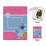 Eggzactly Spring Playing Cards 3 - Playing Cards Single Design (Rectangle)