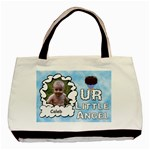 Our Little Angel Boy Two Sided Bag - Basic Tote Bag (Two Sides)