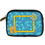 Sunshine Beach Camera Bag 1 - Digital Camera Leather Case