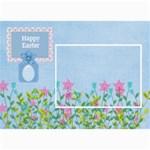 Eggzactly Spring Easter Card 1 - 5  x 7  Photo Cards