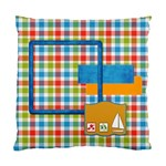 Sunshine Beach 1 Sided Pillowcase 2 - Standard Cushion Case (One Side)