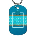 Buttercup 2 Sided Dog Tag 1 - Dog Tag (Two Sides)