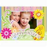 Happy Easter - 5  x 7  Photo Cards