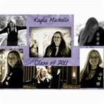 Kayla announcement 2011 - 5  x 7  Photo Cards