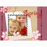 spring - 5  x 7  Photo Cards