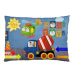 Boys Toys Pillow Case