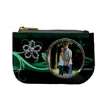 Pretty Green Mini Coin Purse
