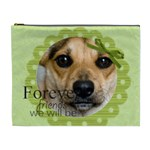 forever friends we will be - Cosmetic Bag (XL)
