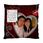 Love Pillow  - Standard Cushion Case (Two Sides)