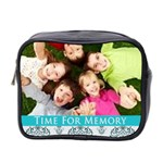 Time for memory - Mini Toiletries Bag (Two Sides)