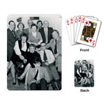 family - Playing Cards Single Design (Rectangle)