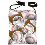 baseball 1 - Shoulder Sling Bag