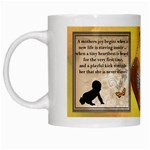 A Mothers Joy mug - White Mug