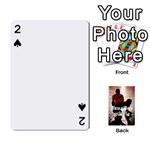 BBB Cards Concept - Playing Cards 54 Designs