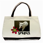 Sparkle Bag 2 - Basic Tote Bag