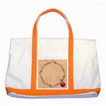 Berry_Sweet_Tote - Two Tone Tote Bag
