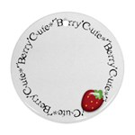 Berry cute - Ornament (Round)