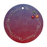Berry Sweet - Ornament (Round)