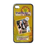 Friends Forever Apple iPhone 4 Case - iPhone 4 Case (Black)