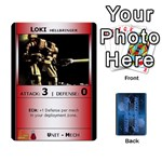 Battletech_2 - Playing Cards 54 Designs (Rectangle)