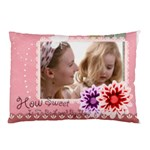 How Sweet  to be loved by you - Pillow Case